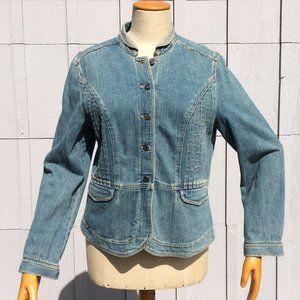 J. Jill Jeans Jackets Size L
